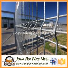 Ограждение из ПВХ 3D-ограда / Панель ограждения / Оцинкованная горячим способом сетка
