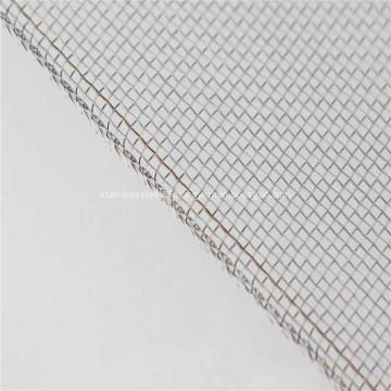 SS 304 316 Plain Weave Filter Mesh