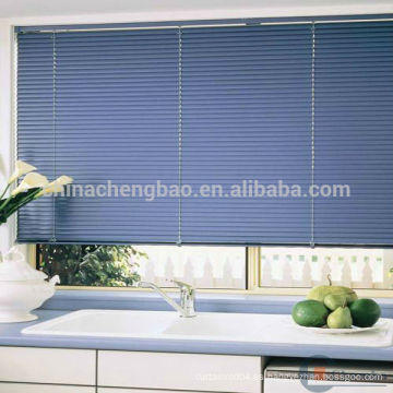 Home decoración persianas de aluminio / aluminio impermeable persianas