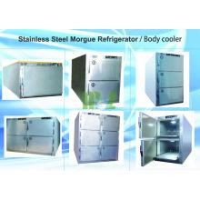 3 Körper Corpses Gefrierschrank / 3 Chamber Toaster Gefrierschrank MSLMR03 mit Danfoss Kompressor
