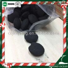 2017 venda Quente / carvão para churrasco briquete / BBQ carvão para venda