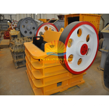 China Supplier Stone Jaw Crusher PE250*400