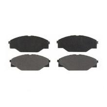 D434 D605 04465-23040 plaquette de frein hiace pour toyota