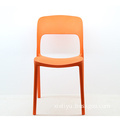 Furniture PP plastic stackable chair for dining