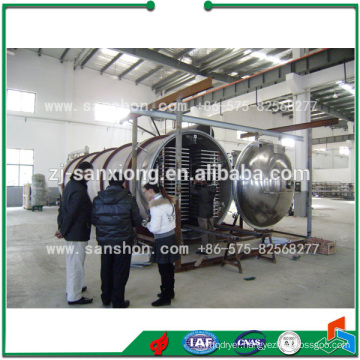 China Mushroom Tremella Freeze Dry Machine,Fruit Vegetable Lyophilizer Machine