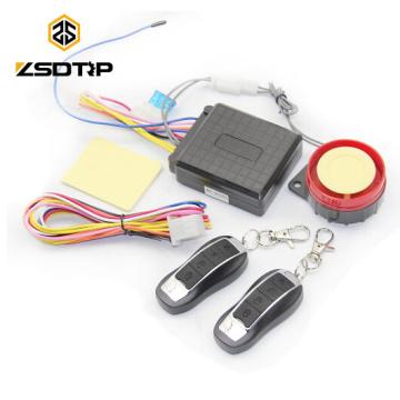 SCL-2012120050 Áudio impermeável MP3 Player Comp sistema de alarme da motocicleta