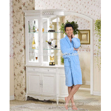 Popular Hotel Adults Luxurious coral fleece Bathrobe