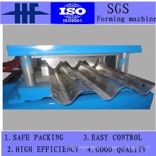 Профилегибочное оборудование для холодной прокатки стальных ограждений