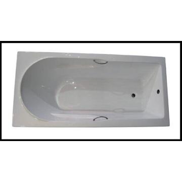 2th 1690X800cm with Grips Acrylic CE Drop in Bath