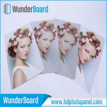 Печать на алюминии, фото HD панелей для рекламы
