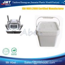 fabricantes de moldes para o balde de tinta plástica