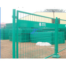 PVC Coated Temporary Fences with Iron Feet (TS-L31)