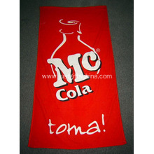 Promotional 100% Cotton Beach Towel - 100x160CM