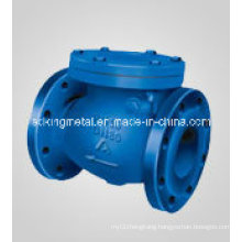 Cast Iron Flange 150lbs End Check Valve