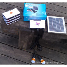 Solar Power Supply LED Lighting System Lighting Africa Programme