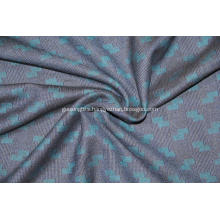 semi-worsted 10%cashmere and 90% wool blended fabric