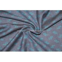 caxemira 10% semi-trabalhada e 90% tecido mesclado de lã