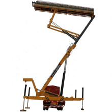 Hydraulic Industrial Crane Truck Lifting Platform For Tile Rolling Machine
