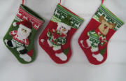 Fashion OEM Christmas Gifts Sock