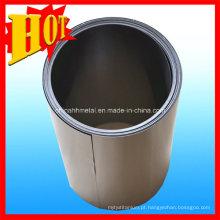 Folha de titânio ASTM B265 Gr 2 com melhor preço