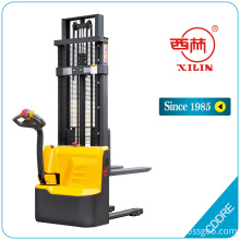 Special for Offer Semi Electric Stacker Truck,Semi Lift Truck Semi Electric Stacker,Semi Electric Stacker From China Manufacturer Xilin CDD10R-E/CTD10R-E super light electric walkie stacker supply to Cyprus Suppliers