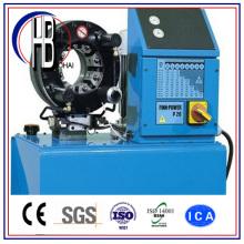 Finn Power P20 Schlauch Crimpmaschine mit Schnellwechselwerkzeug