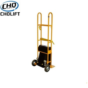 Battery Stair Climbing Truck