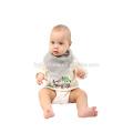 Baby-Lätzchen des neuen Muster-Baby-Lätzchens 2018 heißer Verkauf 100%
