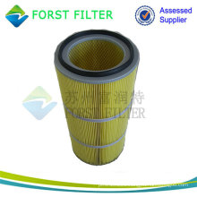 FORST High Efficiency Dust Filtration Cylindrical Air Cartridge Filter Element