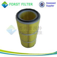 Filtro Compressed do ar de Forst Filtro do pó do condicionador de ar do Heap China Manufacturers
