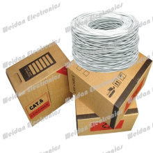 250MHz CAT6 U/FTP Bulk Cable 305m/Easy Pull Box
