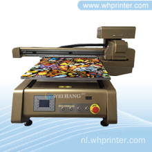 Multifunctionele digitale Flatbed UV-Printer