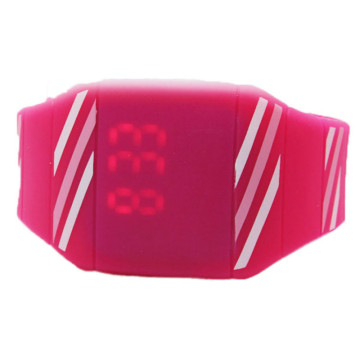 New Arrival Children Silicone Bracelet Led Watch