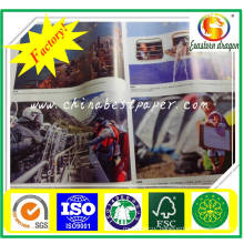 Hard Cover Art Paper for Printing Book