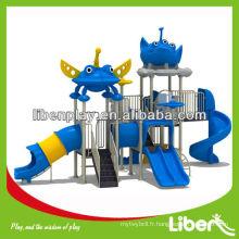 Équipement de jeux pour enfants gratuit pour enfants Aire de jeux pour enfants à l'extérieur