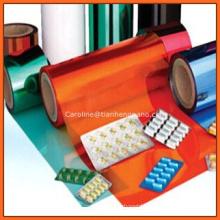 Blister PVC Rigid Film for Pharmaceutical Packaging