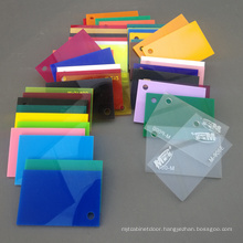 OLEG High Quality 5mm Thickness Multiple Color Acrylic Sheet