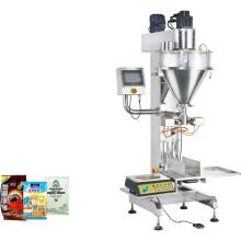 Auger Filling Machine Labeling Machine Auger Filler Powder Pharmaceutical Labeling Machine