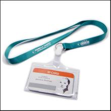 Titular do cartão de identificação Cordões personalizados para estudantes