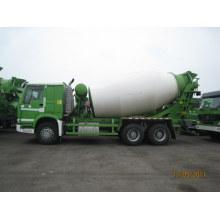 Sinotruk HOWO 8CBU Concrete Mixer Truck