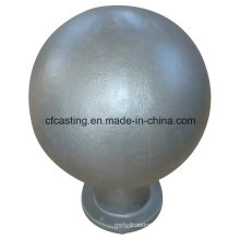 OEM Traffic Bollard Made of Cast Iron
