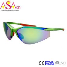 High Quality Men Sport Mirror Tr90 UV400 Sunglasses (14350)