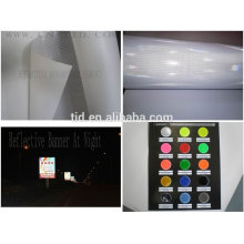 Material reflectante PVC Banner