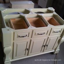 Longo tempo de elevação China qualidade mesa de cozinha de madeira maciça