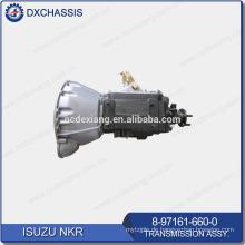 Original NKR Getriebe Assy 8-97161-660-0