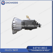Genuine NKR Transmission Assy 8-97161-660-0