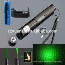 Зеленая лазерная указка Lazer 303