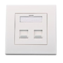 High Quality Elegant 2-Digit Face Plate