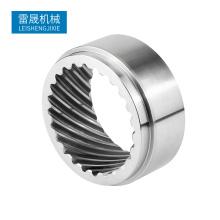 Pièces d'usinage CNC en aluminium et en acier inoxydable de service OEM