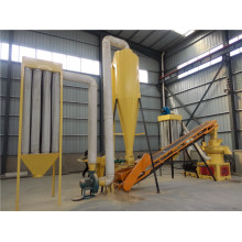 Wood Pellet (Biomass Fuel Pellet) Production Line